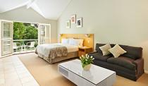 Garden View Deluxe Rooms