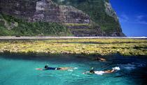 Snorkel on Blue Lagoon