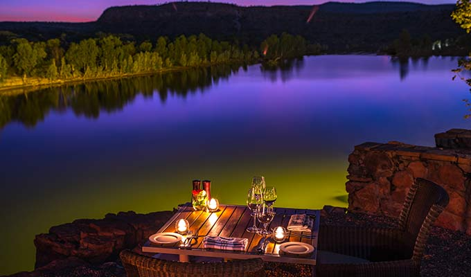 Dine In Nature
