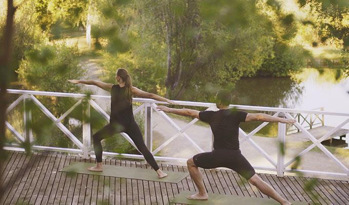 Yoga for Vitality