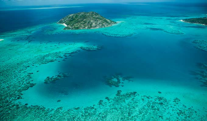 Explore the Great Barrier Reef