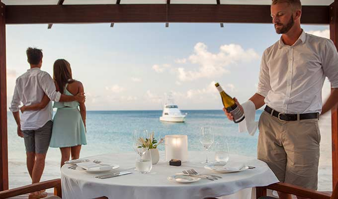 Signature Beach Dining Experience