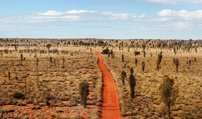 Exploring Australia's Red Centre