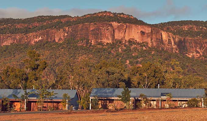 Mt Mulligan Lodge