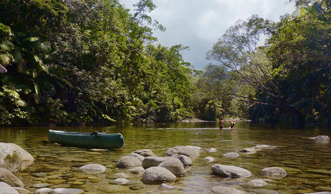 The Mossman Gorge