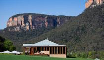 Freestanding suites, spectacular setting