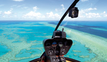 Helicopter and scenic flights
