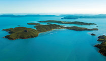 Secluded location on Hamilton Island