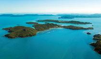 Secluded location on Hamilton Island