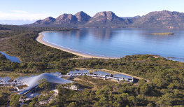 More awards for Saffire Freycinet