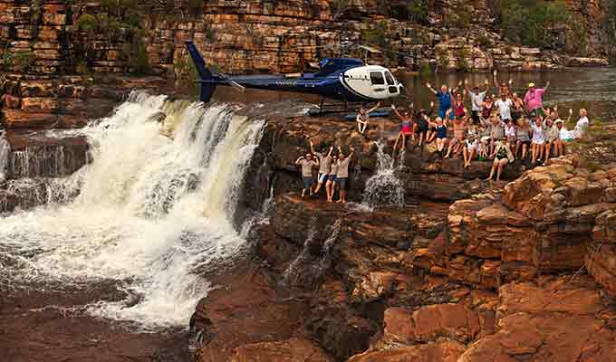 Experience the Kimberley Landscapes