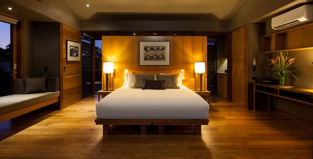 El-Questro-Homestead_The-Kimberley_Cliff-Side-Retreat-Bedroom-Interior - Click to view larger version