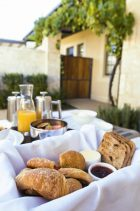 The-Louise_Barossa-Valley_Continental-breakfast-in-private-courtyard - Click to view larger version