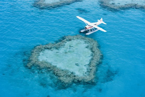 qualia_Great-Barrier-Reef_Heart-Reef-Seaplane - Click to view larger version