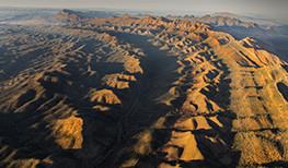 Arkaba Flinder Ranges Aerial