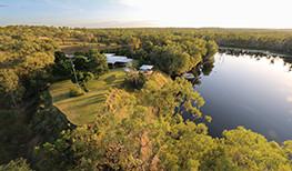 Crystalbrook Lodge Lake