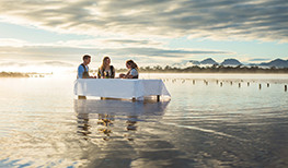 Saffire Oyster Experience