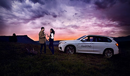 An Indulgent Stay with BMW