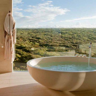 Australia's Best Hotel Baths