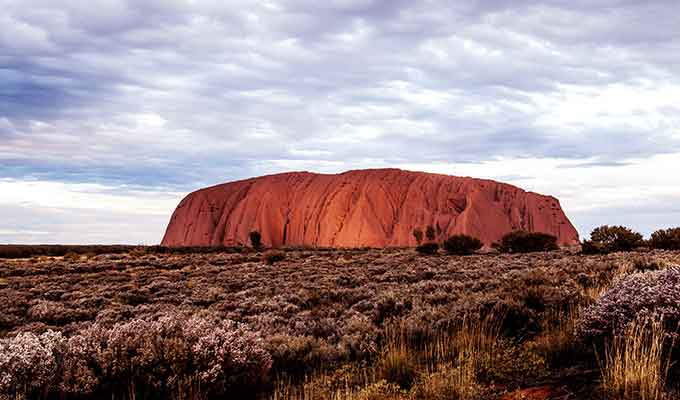 Capturing The Magic of Uluru
