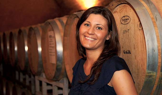 Wine & Dine With Gaia Gaja