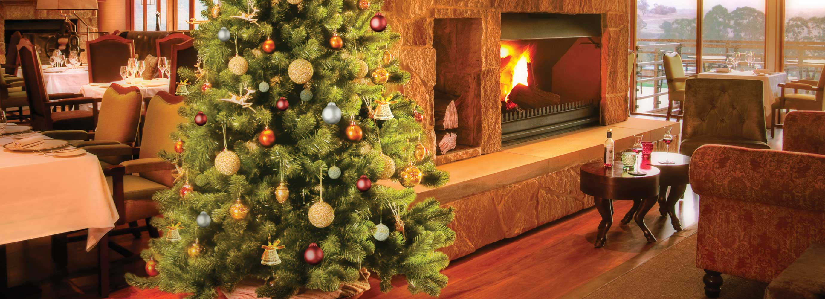 luxury lodges of australia - Christmas In July Australia