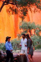 Longitude-131_Ayers-Rock-Uluru_Sunset-Guide-Drinks - Click to view larger version