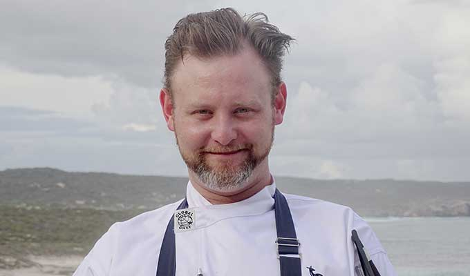 Southern Ocean Lodge welcomes Executive Chef Asher Blackford