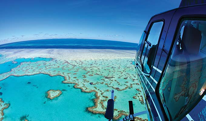 Australia's Barrier Reef Beckons