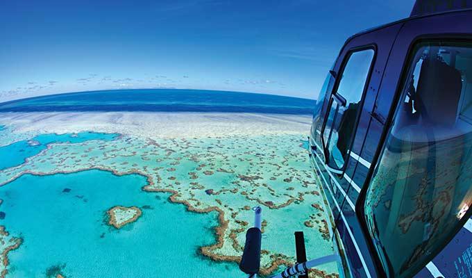 Australia's Barrier Reef Beckons