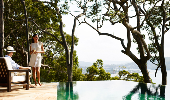 Australia's most luxurious hotels