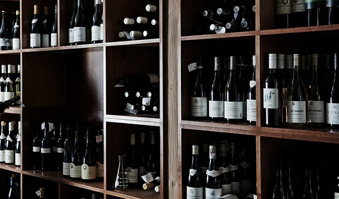 Wine Tasting & Bottle Selection