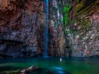El-Questro-Homestead_The-Kimberley_Emma-Gorge-Waterfall - Click to view larger version