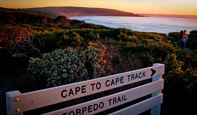 Experience-based events at Cape Lodge