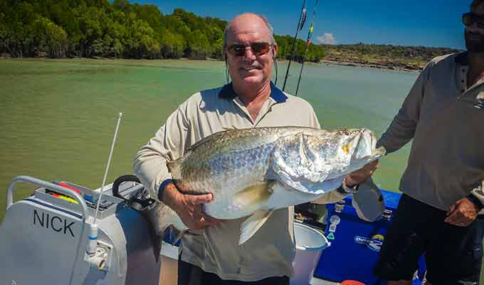 Last chance for 2018 Barra Bonanza