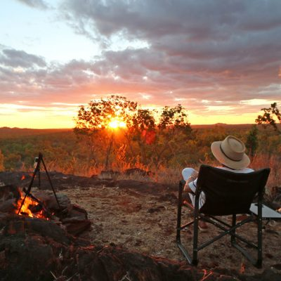 Go Off The Grid at Crystalbrook Lodge