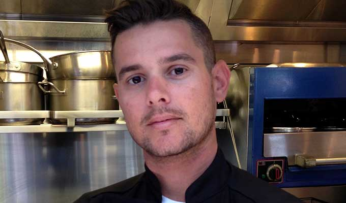 Longitude 131° Welcomes New Head Chef