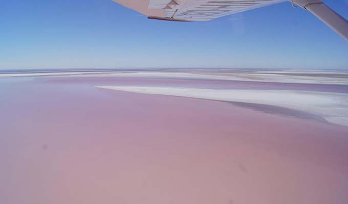 Lake Eyre Explorer