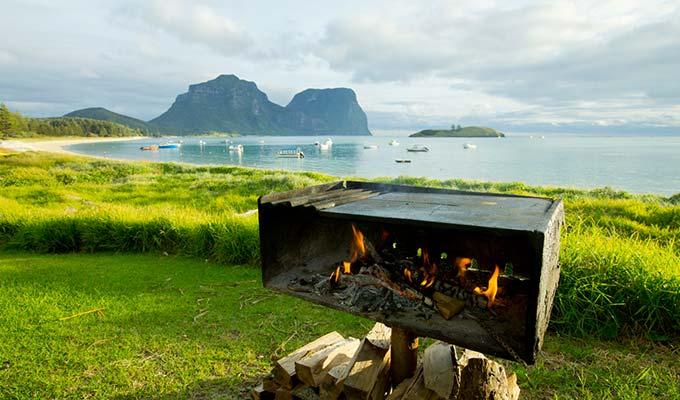 Barbecue (BBQ) Islander Style
