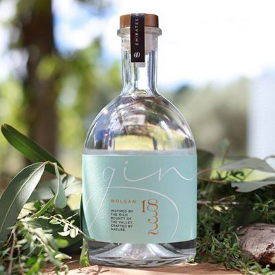 Crafted by nature, 1832 Wolgan Gin