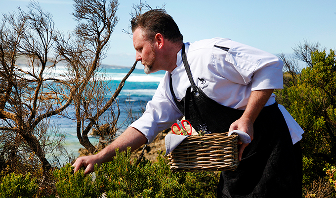 Southern Ocean Lodge's New-look KI Food Safari