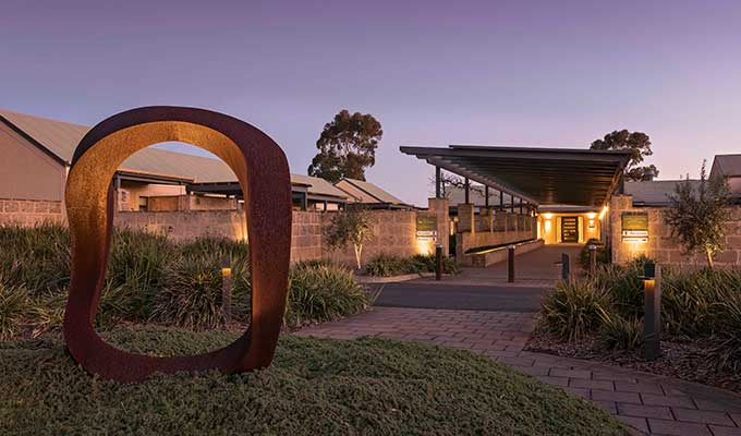 Your perfect romantic weekend getaway is in the Barossa Valley