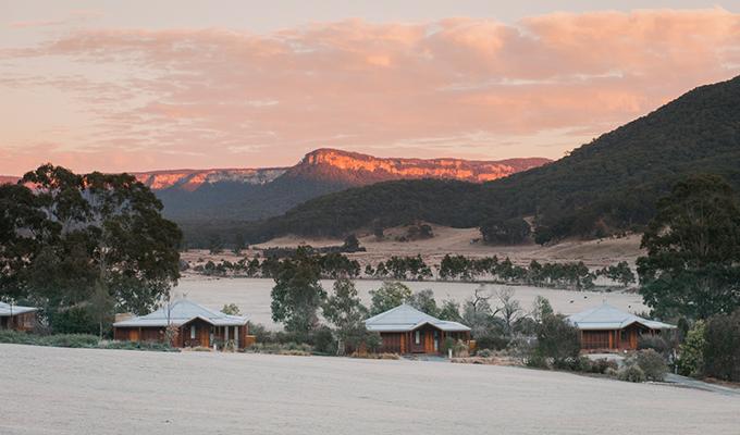 Winter Escape at Wolgan Valley