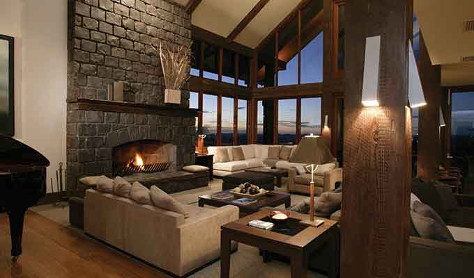 Experience Spicers Peak Lodge this Winter
