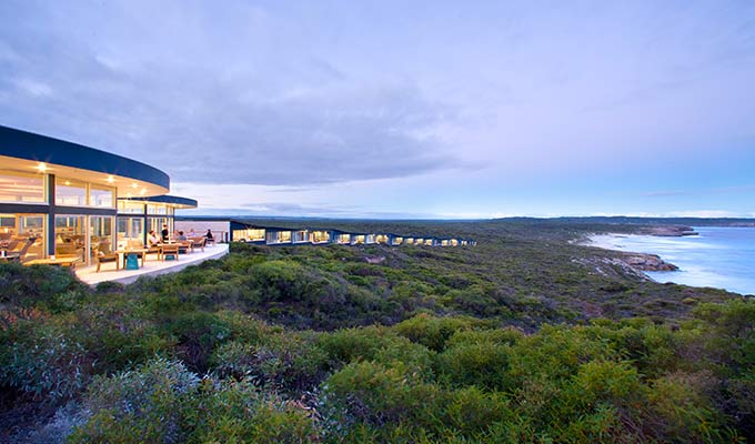 Wilderness Glamour: luxury on a remote South Australian island