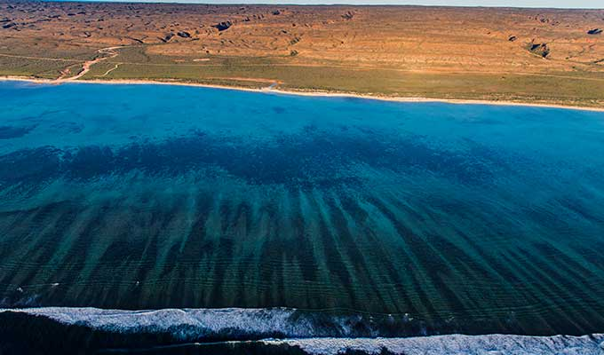 Where the Outback meets the Reef