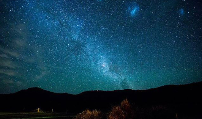 Experience the Milky Way at Spicers Peak Lodge
