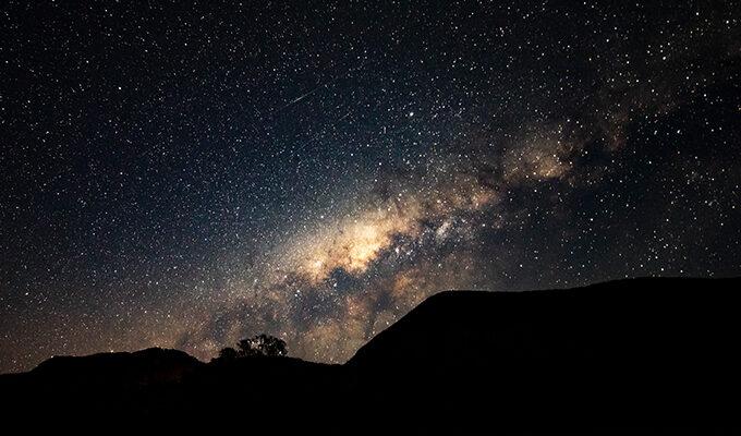 Mt Mulligan Stargazing