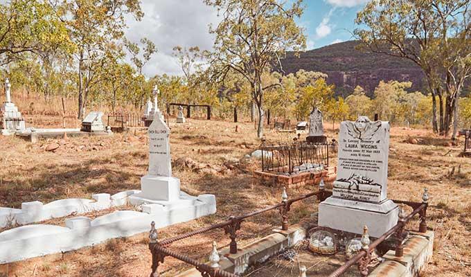 Mount Mulligan Cemetery