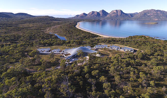 Tasmania's MACq01 and Saffire: Double the luxury